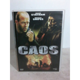 Dvd - Caos (wesley Snipes, Jason Statham)