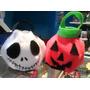 Accesorio Caramelera Calabaza Souvenir Disfraz Halloween