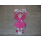 Cartel Con Nombre Para Niñas O Bebés, Muñeca Country