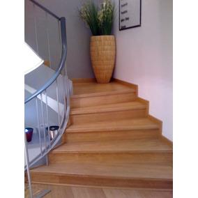 en escaleras