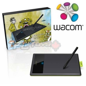 Tabla Digitalizadora Wacom Bamboo Splash Mod: Ctl471