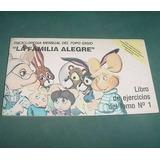 Libro Cuentos La Familia Alegre Topo Gigio Cuantica 1977