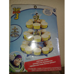 Toy Story 3 Soporte De Panquesitos/ Disney/pixar