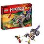 Juguete Trituradora De Lego Ninja Go Ana Con