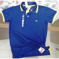 Camisas Polo Importadas Peruanas Lacoste Kit 30 Peças