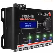 Processador De Audio Digital Equaliado Stx2448 Stetsom