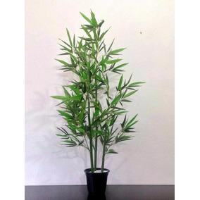 Plantaarvore Artificial Bamboo 120cm C/ Vaso