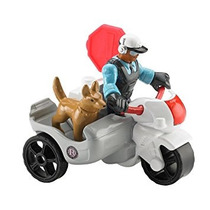 Juguete Fisher-price Rescue Heroes - Jake Justicia