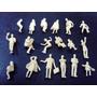 Set De 18 Personajes Surtidos Para Pintar (marklin Y Otros)