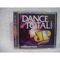 Cd Dance Total 2001- Jovem Pan