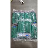 Palitos De Picole Colorido Theoto 5 Pacotes C/100 Palt Verde