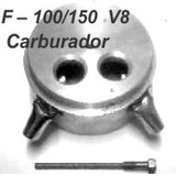Mezclador (toma De Gas) P/ Gnc Holley 2 Bocas P/carburador