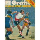 El Grafico - 10 Años De Deporte Argentino - Nº2683 13/11/73