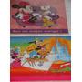 Mickey Y Minnie Mouse, 2 Cuadros Para Ñiños, Nuevos Sellados