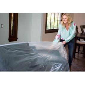 Nylon Cobertor Protector Muebles Polvo & Pintura 4mx6m