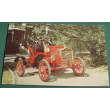 Automobilia Autos Coches Postal Maxwell 1907 Glendale Dealer