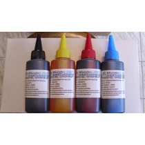 Tintas Hp De Alta Definición. Qualy Ink Usa Excelente