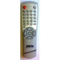Control Remoto Tv Jwin Hyundai Convencional Hf-2215 5z59.