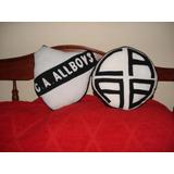 Almohadon All Boys-español-arsenal-colegiales-italiano-boca