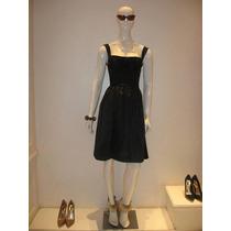 Elegante Vestido Las Oreiro Nuevo C/ Etiquetas Talle 1