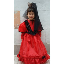 Disfraz Talle Grande Dama Antigua Adolescente