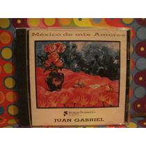Juan Gabriel Cd Mexico De Mis Amores Edic.90 Usa
