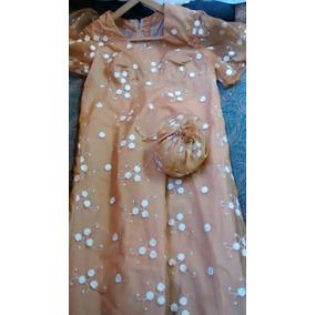 Antiguo Vestido Mujer