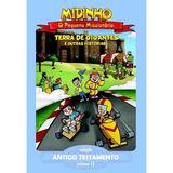 Dvd Midinho Vol 12 - Terra De Gigantes (graça_filmes) C88