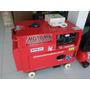 Gerador 5kva Motomil - Diesel - Silenciado - Automático Qta