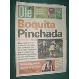 Diario Ole 27/11/99 Estudiantes La Plata Boca Independiente