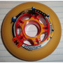 Ruedas Patin/roller Hyper Hyoctane 80mm. Soft Inline.
