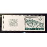 Sellos Postales, Island, Jgos Olímpicos Moscu Año 1980