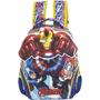 Mochila Infantil 16 Avengers Action - Xeryus