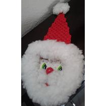 Santa Claus Colgante (tejido A Mano)