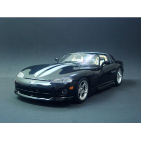1992 Dodge Viper Rt 1:18 Burago