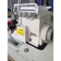 Maquina De Coser Overlock 5 Hilos Electronica Motor Ahorrado