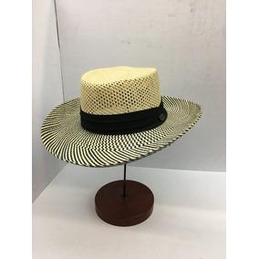 Sombrero Golfer Bicolor Panama Bigalli 3eb11315b17