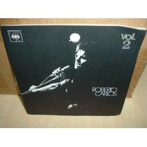 Roberto Carlos Vol 2 Simple Brasilero C/tapa