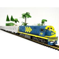 Trem De Prata Expresso - 6504 - Frateschi - Conj Completo