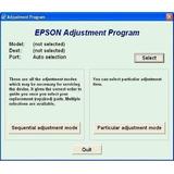 Desbloqueador Reseteador Epson Eeprom Tx130 Tx120 Nx127 T22