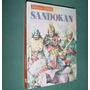 Libro Biblioteca Billiken Sandokan Salgari Stevano 1975