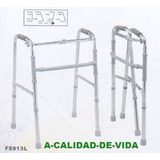 Andador Ortopédico De Rehabilitación O De Adulto De Aluminio