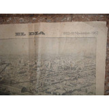 Diario El Dia 1962 Aniversario 80 Años En La Plata Tolosa