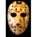 Jason Voorhees, Martes 13 Mascara Rigida, Halloween Disfraz