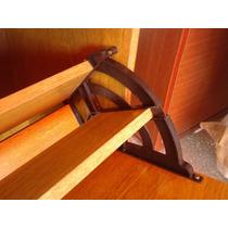 10 Pares Bisagra Para Mueble Organizador De Zapato Botinero