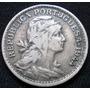 Portugal 50 Centavos Año 1944 Moneda De Cuproníquel Km#577