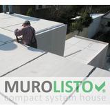 Panel Murolisto Cemento Yeso Knauf Durlock Para Techo Plano