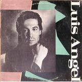 Luis Angel - Amar A Muerte - Lp Promo Año 1986