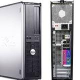 Cpus Dell Gx760 Core2duo 2.8 Ghz 4gb 160gb Super Rapidas