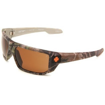 Gafas Spy Optic Mccoy Polarizadas Wrap Sunglasses Marco Spy